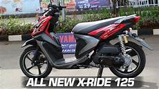 Modifikasi Motor X Ride 125 by Jual Yamaha X Ride 125 All New 2018 Leasing Kredit Motor