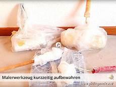 Malerwerkzeug S 228 Ubern Wandfarbe Aus Rolle Pinsel