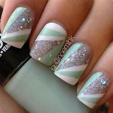 ten girly nail art designs