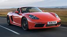 Porsche 718 Boxster S 2016 Review Car Magazine