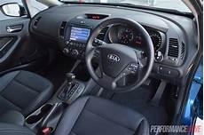 Kia Cerato Interior 2015 Kia Cerato Si 2 0 Gdi Review Performancedrive