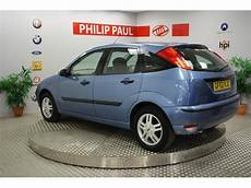 how petrol cars work 2003 ford focus electronic valve timing used blue ford focus 2003 petrol 1 6 zetec 5dr auto hatchback excellent condition for sale