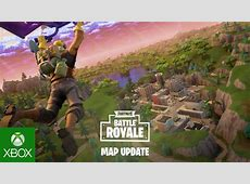 Fortnite   Battle Royale Map Update   YouTube
