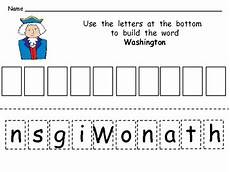 worksheets preschool 15524 free presidents day word for kindergarten by williams