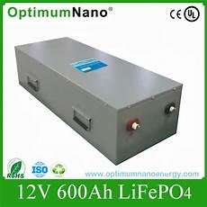 12v 600ah lifepo4 wohnmobil lithium batterie lieferanten