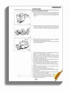 motor repair manual 2000 daewoo nubira electronic throttle control daewoo nubira j100 factory service manual