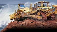 extreme dangerous bulldozer heavy equipment operator skill