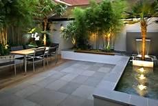 Gartengestaltung Modern Beispiele - 1001 beispiele f 252 r moderne gartengestaltung