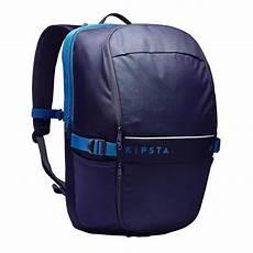 sporttasche als rucksack sporttasche rucksack classic 35 l kipsta decathlon