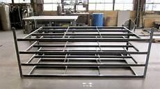custom sheet metal rack mark metals
