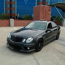 Mercedes E55 Amg W211 Mercedes Mercedes Cars