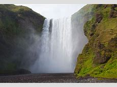 Dettifoss Waterfall In Southern Iceland Rana Banerjee