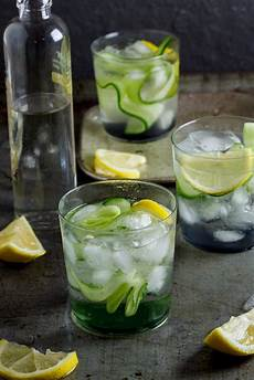 Gin Tonic With Cucumber Simply Delicious
