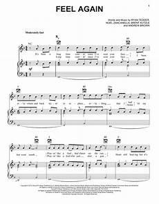 feel again sheet music direct