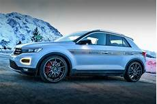 The New Vw T Roc With Kw Coilover Tuningblog Eu