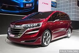 Honda Concept M MPV Debuts At Auto Shanghai 2013 Image 170497
