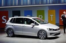 Golf 7 Sportsvan - volkswagen golf sportsvan concept like a golf minivan