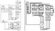 what is the diagram of the star delta connection quora