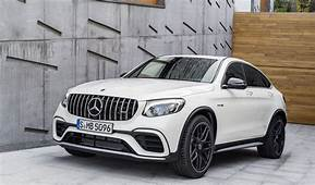 2018 Mercedes AMG GLC63 SUV Coupe And S