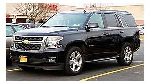 Chevrolet Tahoe  Wikipedia