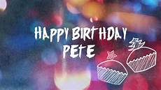 happy birthday bilder happy birthday pete burns