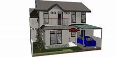Desain Rumah Sederhana 10 X 12 Meter Part 2 Aryansah S