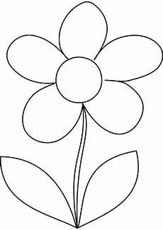 Malvorlagen Kinder Blume Blume Vorlage Mit Bildern Blumen Vorlage Blumen F 252 R