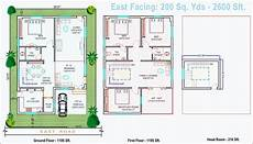 east facing duplex house plans east facing house vastu floor plans plan per gharexpert