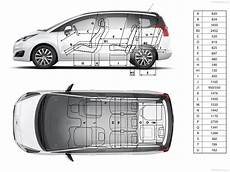 peugeot 5008 2014 picture 14 of 17