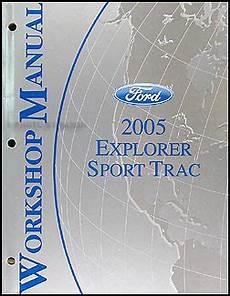 car manuals free online 2005 ford explorer sport trac engine control 2005 ford explorer sport trac and explorer sport wiring diagram manual