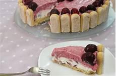 no bake kirschtorte mit quark joghurt sommerliche torte