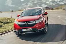 Honda Cr V Prova Su Strada Re Comfort 1 5 Benzina