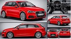 Audi A3 Sportback 2017 Pictures Information Specs