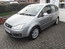 ford focus c max 2004 2004 ford focus c max ghia for sale 01980 610231