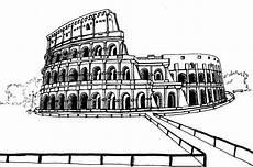 ausmalen als anti stress italien kolosseum 12