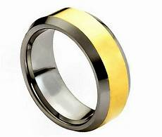 polished shiny gold plated center beveled edge 1 forevermore jewelry