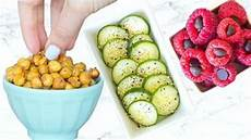 10 healthy snacks everyone needs to know easy and quick