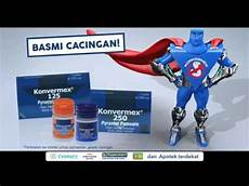 Konvermex Obat Cacing Untuk Keluarga