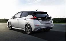 All New 2018 Nissan Leaf Unveiled With Increased Power