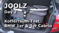 Joolz Day 2 Kinderwagen Kofferraum Test Im Bmw 1er Und 3er