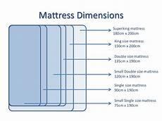 a guide to uk mattress sizes