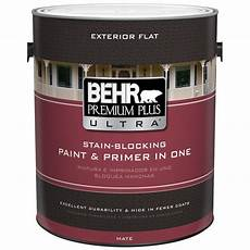 behr premium plus ultra 1 gal deep base flat exterior paint 485301 the home depot