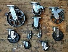 Industriel Meubles M 233 Tal Roulettes Avec Fonte