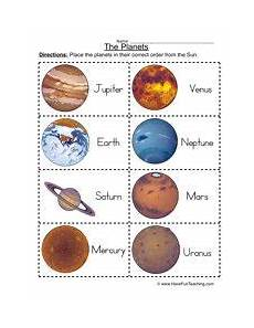 planet earth worksheets ks2 14460 ordering planets worksheet solar system worksheets solar system for solar system planets