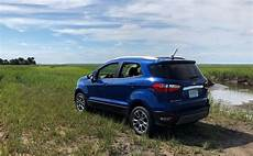 ford ecosport 2018 test 2018 ford ecosport 2 0l titanium awd road test review w