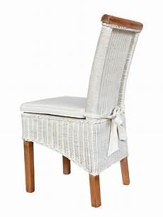 sitzkissen stuhl esszimmer stuhl ratten stuhl perth wei 223 sitzkissen leinen
