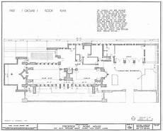 robie house floor plan el mejor ejemplo de las casas de la pradera la casa robie