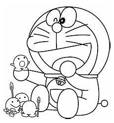 Image Result For Gambar Kartun Hitam Putih Dengan Gambar