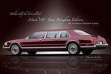 service manuals schematics 1990 lincoln continental mark vii user handbook 1990 lincoln continental mark vii town brougham edition limousine concept lincoln
