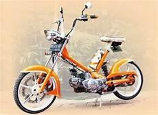 Motor Honda 70 Modifikasi by Kumpulan Foto Hasil Modifikasi Motor Honda 70 Modif